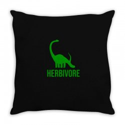 Herbivore Throw Pillow | Artistshot