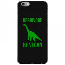 Herbivore be vegan iPhone 6/6s Case | Artistshot