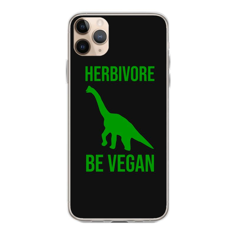 Herbivore Be Vegan Iphone 11 Pro Max Case | Artistshot