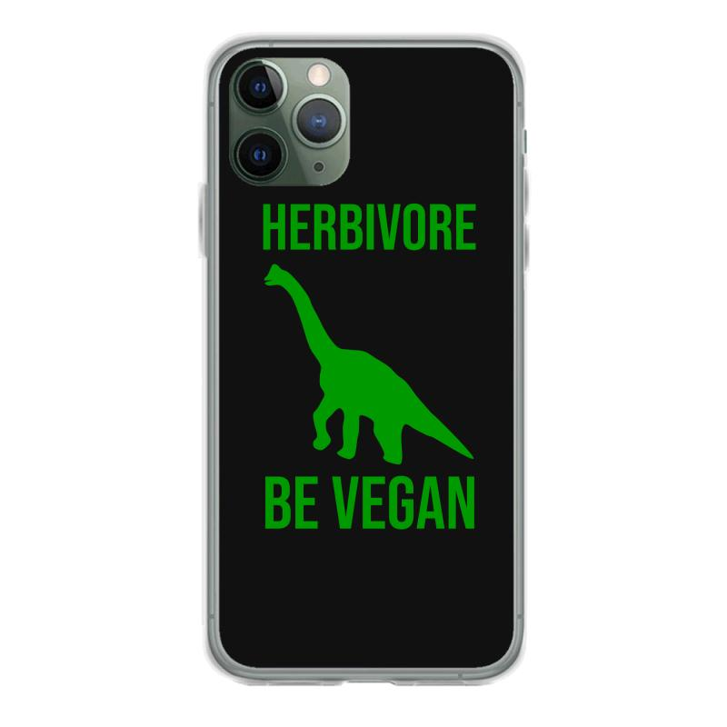 Herbivore Be Vegan Iphone 11 Pro Case | Artistshot