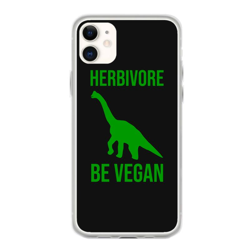 Herbivore Be Vegan Iphone 11 Case | Artistshot