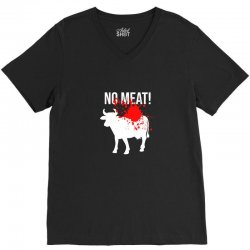 No meat V-Neck Tee | Artistshot