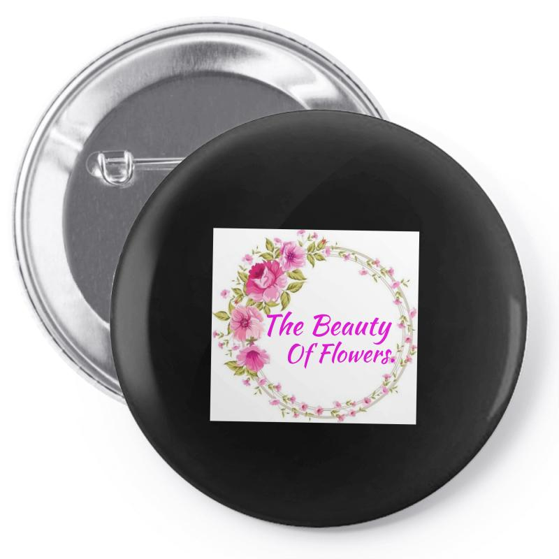 Flowers Lover Pin-back Button | Artistshot