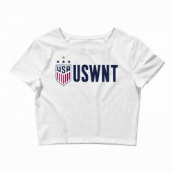 uswnt Crop Top | Artistshot