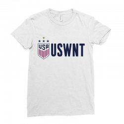 uswnt Ladies Fitted T-Shirt | Artistshot