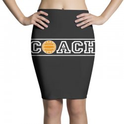 volleyball coach Pencil Skirts | Artistshot