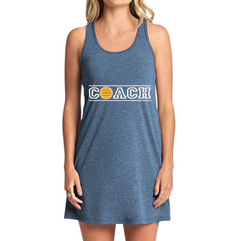 Volleyball Coach Tank Dress | Artistshot