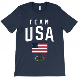 team usa olympics T-Shirt | Artistshot