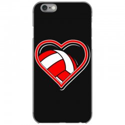 volleyball heart iPhone 6/6s Case | Artistshot