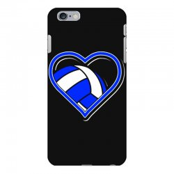 volleyball heart iPhone 6 Plus/6s Plus Case | Artistshot