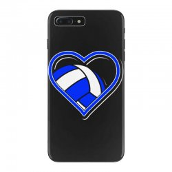 volleyball heart iPhone 7 Plus Case | Artistshot