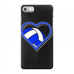volleyball heart iPhone 7 Case | Artistshot