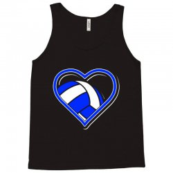volleyball heart Tank Top | Artistshot