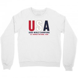 usa 2020 world champions Crewneck Sweatshirt | Artistshot