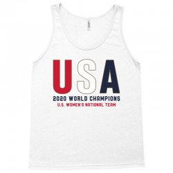 usa 2020 world champions Tank Top | Artistshot