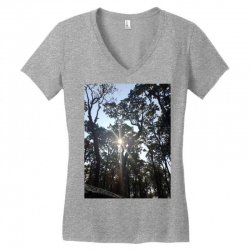 img20200213142629 Women's V-Neck T-Shirt | Artistshot