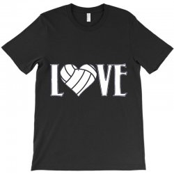 volleyball love T-Shirt | Artistshot