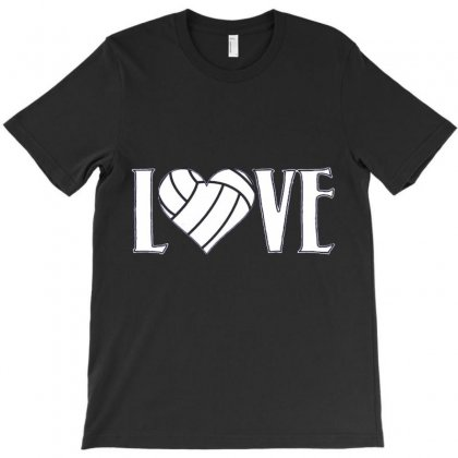 Volleyball Love T-shirt Designed By Hoainv