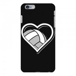 volleyball love heart iPhone 6 Plus/6s Plus Case | Artistshot