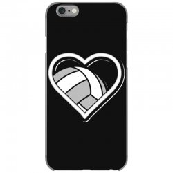 volleyball love heart iPhone 6/6s Case | Artistshot