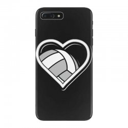 volleyball love heart iPhone 7 Plus Case | Artistshot