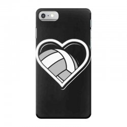 volleyball love heart iPhone 7 Case | Artistshot