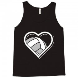 volleyball love heart Tank Top | Artistshot