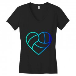 volleyball love Women's V-Neck T-Shirt | Artistshot
