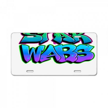Starwars License Plate Designed By Eko Setiawan