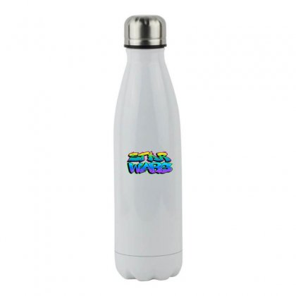Starwars Stainless Steel Water Bottle Designed By Eko Setiawan