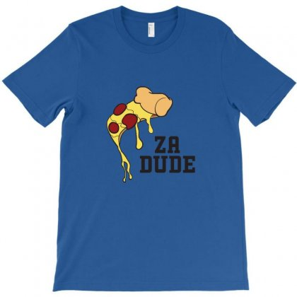 Za Dude T-shirt Designed By Wd650