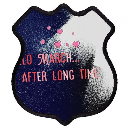 March Shield Patch Designed By Neelima K