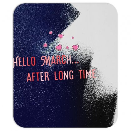 March Mousepad Designed By Neelima K