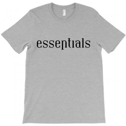 Essentials Little Things Life T-shirt Designed By Designisfun