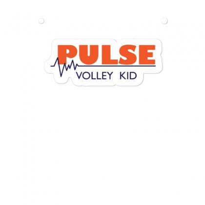Pulse   Volley Kid Sticker Designed By Hoainv