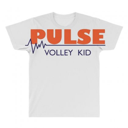 Pulse   Volley Kid All Over Men's T-shirt Designed By Hoainv
