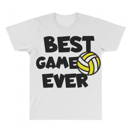 Volleyball Best Game Ever All Over Men's T-shirt Designed By Hoainv