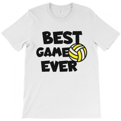 Volleyball Best Game Ever T-shirt Designed By Hoainv