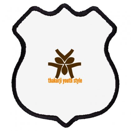 Thakurji Abstract 48 Shield Patch Designed By Thakurji