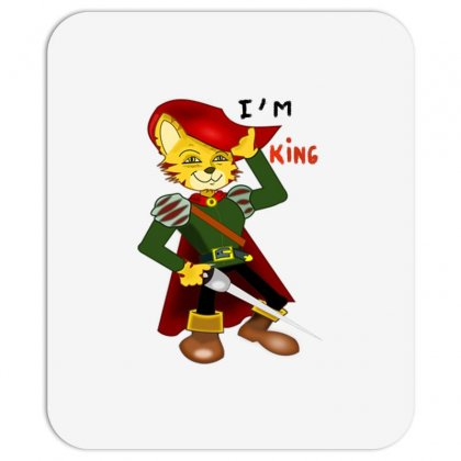 I'm King Mousepad Designed By Nad