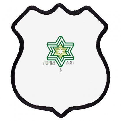 Thakurji Abstract 50 Shield Patch Designed By Thakurji