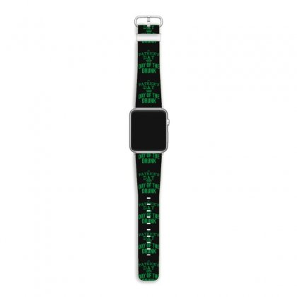 Day Of The Drunk Apple Watch Band Designed By Cypryanus
