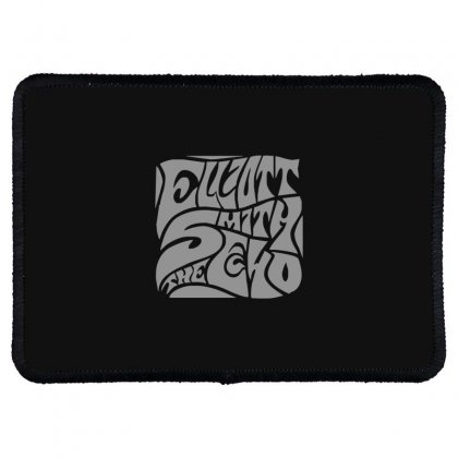 New Elliott Smith Rectangle Patch Designed By Fanshirt