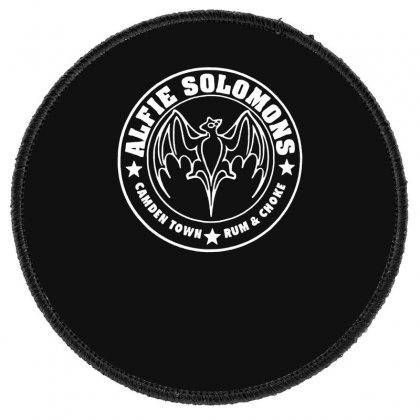 New Peaky Alfie Solomons Round Patch Designed By Fanshirt