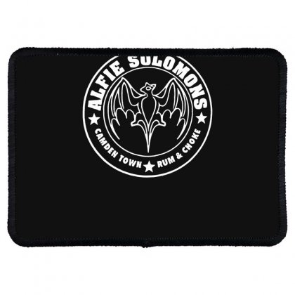 New Peaky Alfie Solomons Rectangle Patch Designed By Fanshirt