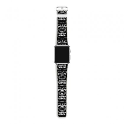 New Popular Dark Elixir Clash Of Clans Quote Coc Apple Watch Band Designed By Fanshirt