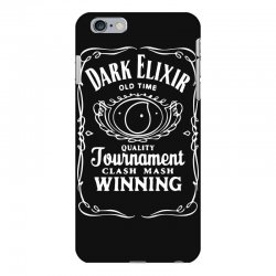 new popular dark elixir clash of clans quote coc iPhone 6 Plus/6s Plus Case | Artistshot