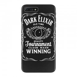 new popular dark elixir clash of clans quote coc iPhone 7 Plus Case | Artistshot
