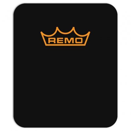 New Remo Cymbals Drum Logo Mousepad Designed By Fanshirt