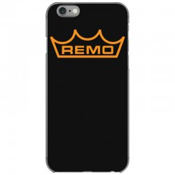 new remo cymbals drum logo iPhone 6/6s Case | Artistshot